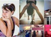 Stage de fin d'année du Centre d'Ashtanga Vinyasa Yoga : Yoga nidrâ, Vinyasa yoga, Discussion sur le sanskrit 29 juin 2019 animé par Zoé et Florence