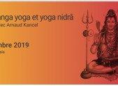 Prochain stage de Yoga : les 7 et 8 décembre Arnaud Kancel, ashtanga yoga et yoga nidrâ